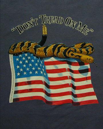 Vintage patriotic postcard