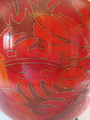 Cloisonne Art Urn