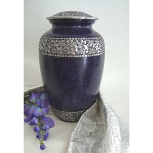 Purple Rain Urn