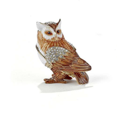 small owl urn