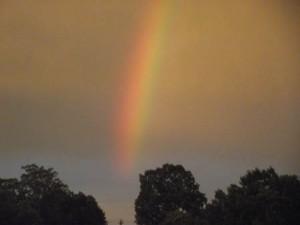Joplin Tornado Double Rainbow