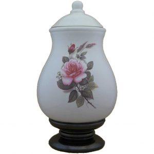 carolina-rose-cremation-urn-for ashes