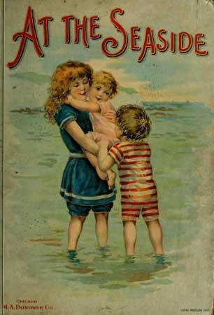 vintage sea side