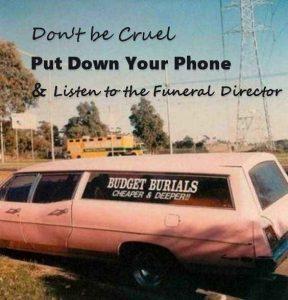 cheap funerals