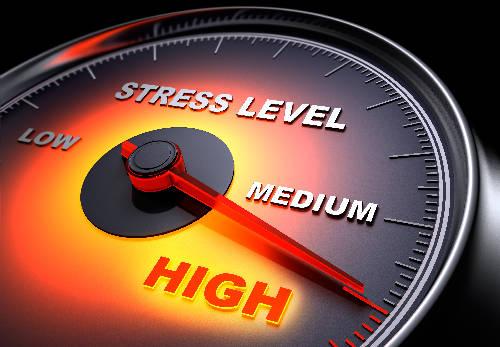 stress meter caregiver burnout
