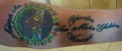 lakota tattoo