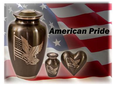 American Pride Urn