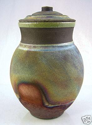 raku urn for ashes
