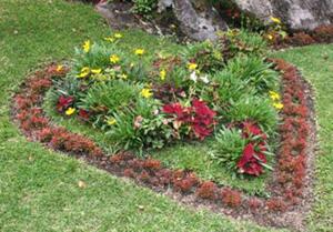 Diy Memorial Garden Life In The Garden