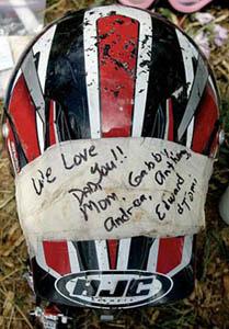 motorcycle memorial
