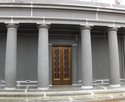 Helmsley Mausoleum, Sleepy Hollow Cemetery