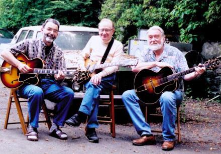 Michael Cochran, Les Paul, Russ Cochran