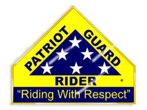 patriot rider patch