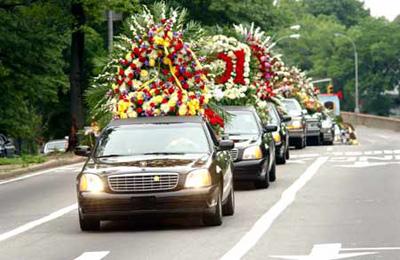 gotti procession
