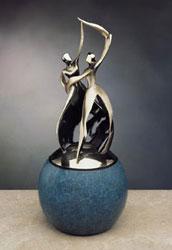 dance of life cremation urn