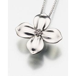 dogwood flower urn jewelry