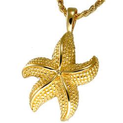 starfish cremation jewelry