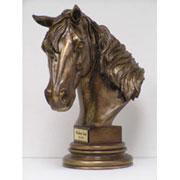 equestrian urn