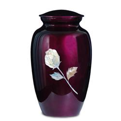 Ruby Rose Cremation Urn